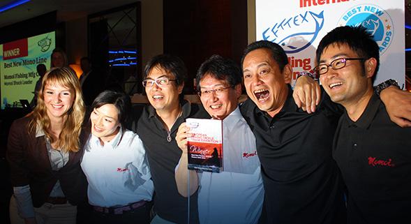 Momoi Fishing - Победитель EFTTEX 2015